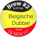 Brouw #2 - Belgishe Dubbel