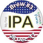 Brouw #3 - IPA