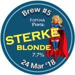 Brouw #5 – Sterke Blonde