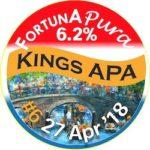 Brouw #6 – Koningsdag American Pale Ale (APA)