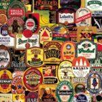 Bierfles Etiketten